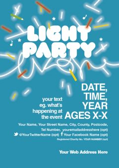 Light Party Glow