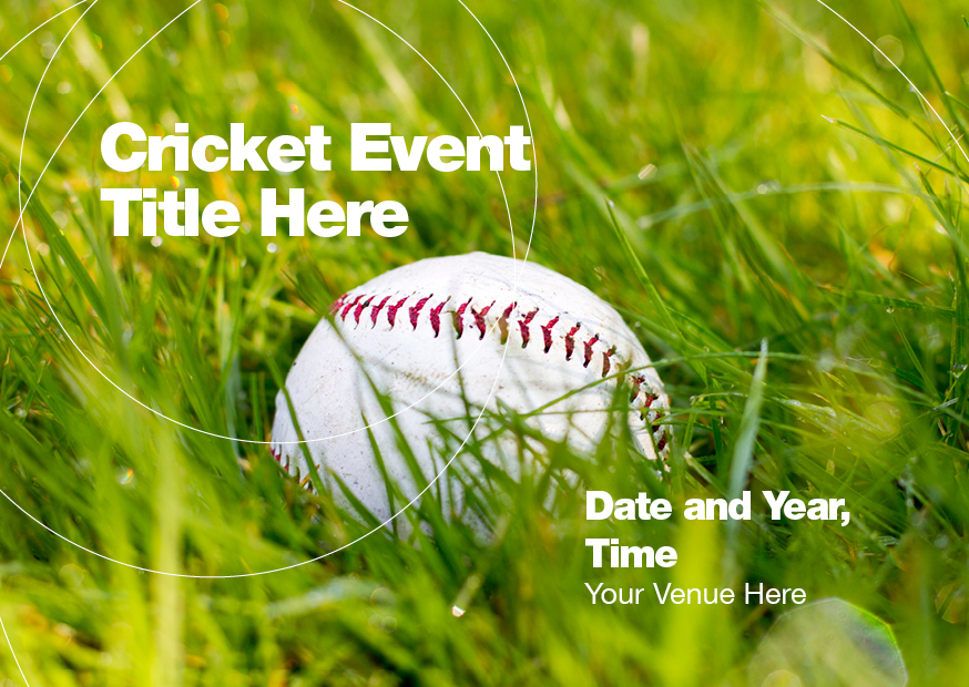 Cricket Event