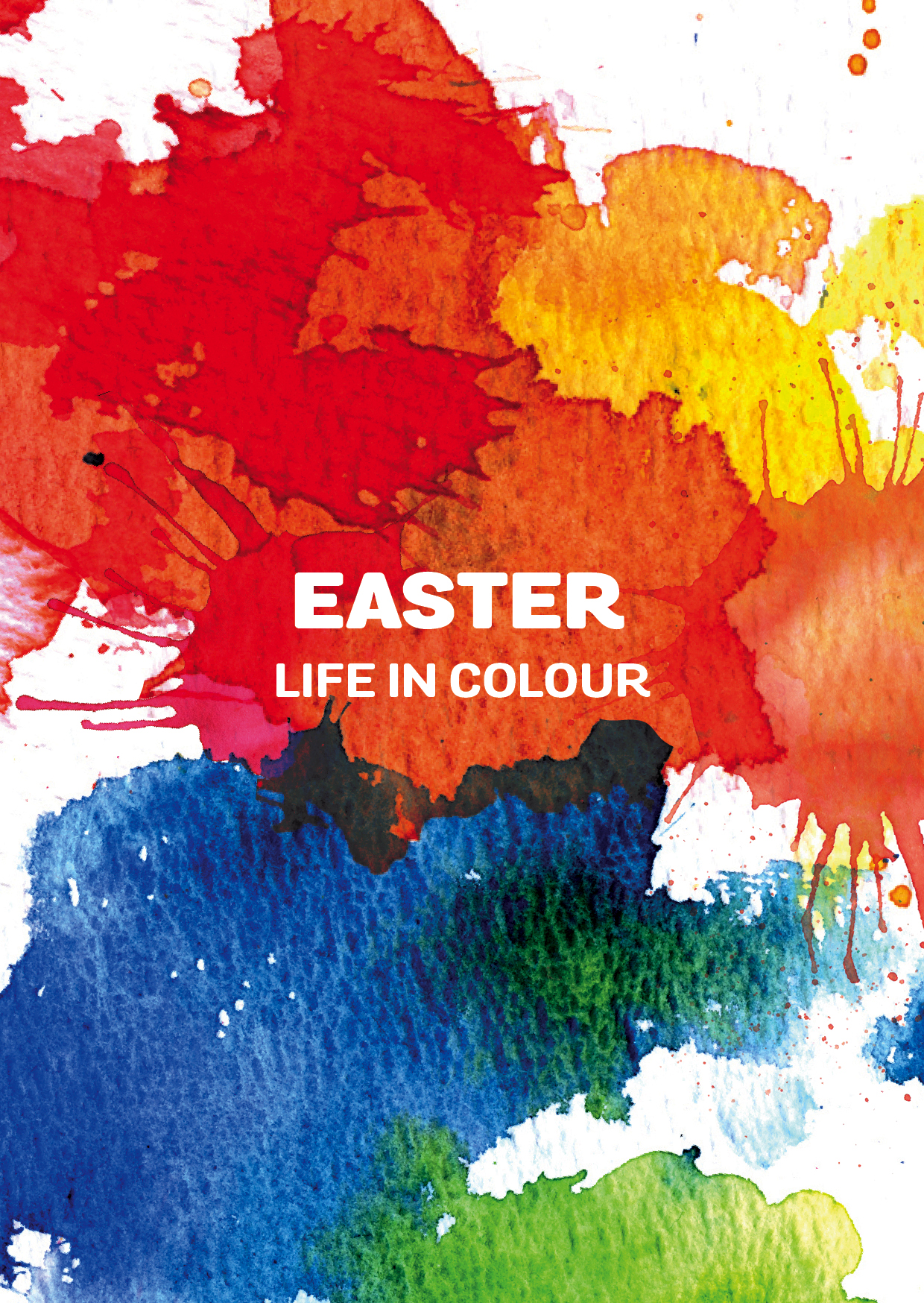 Life in Colour - Paint