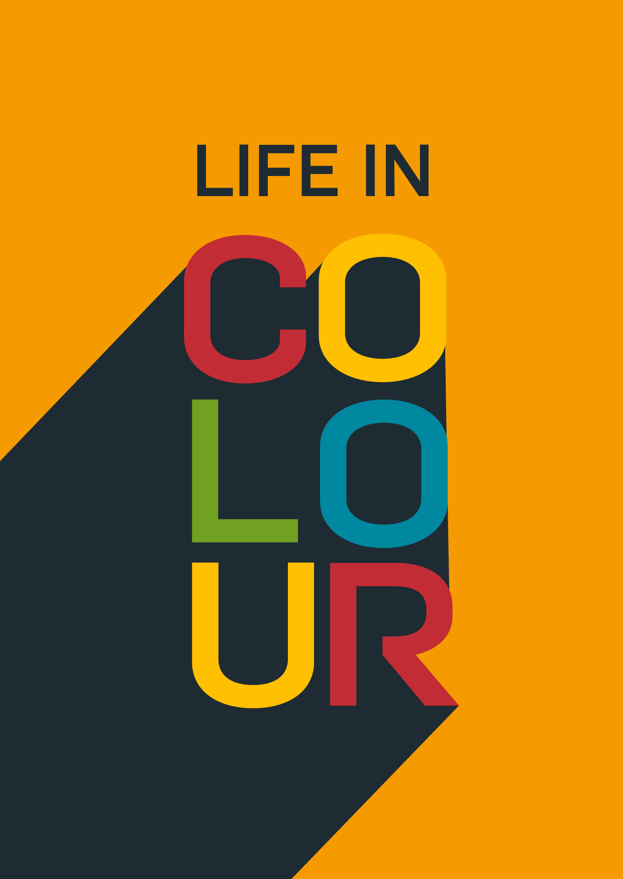 Life in Colour - Shadow