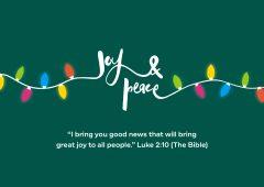 Joy/Peace - Lights